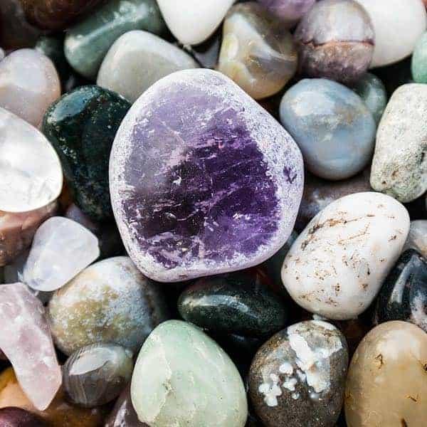 Gemstones Amethyst