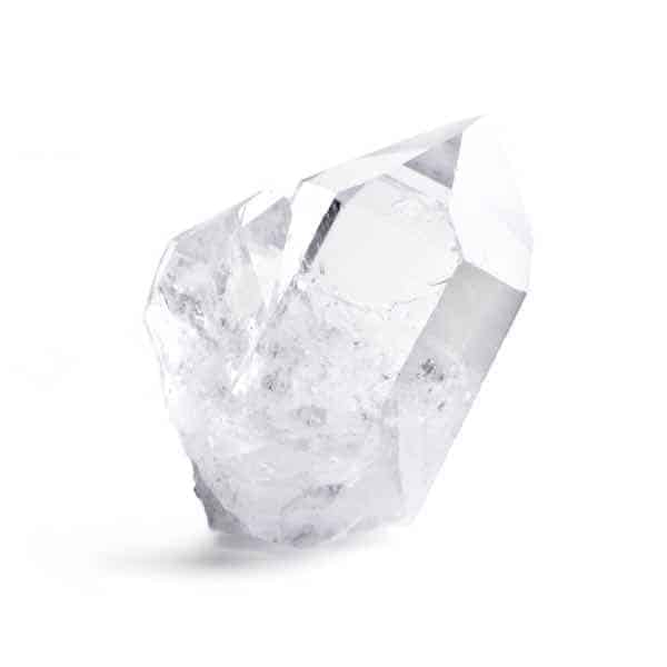 Clear Quartz Crystal Gemstone