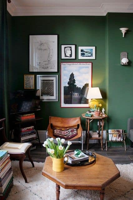 Color psychology hack to increase positive vibes in a room