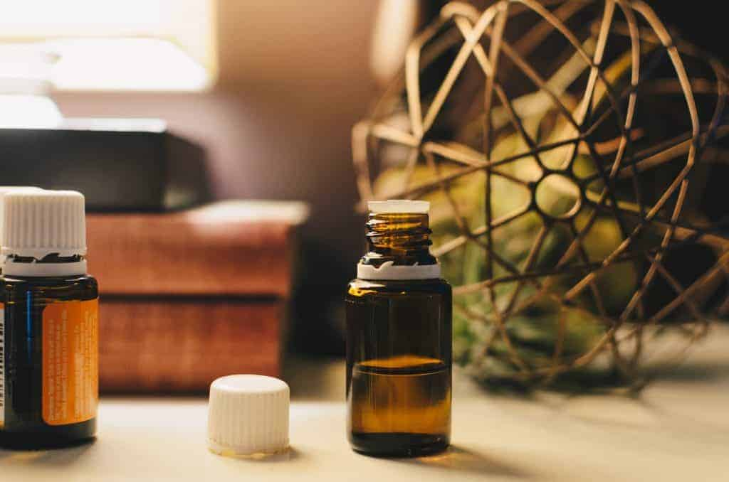 Essential Oils for Positive Energy Home