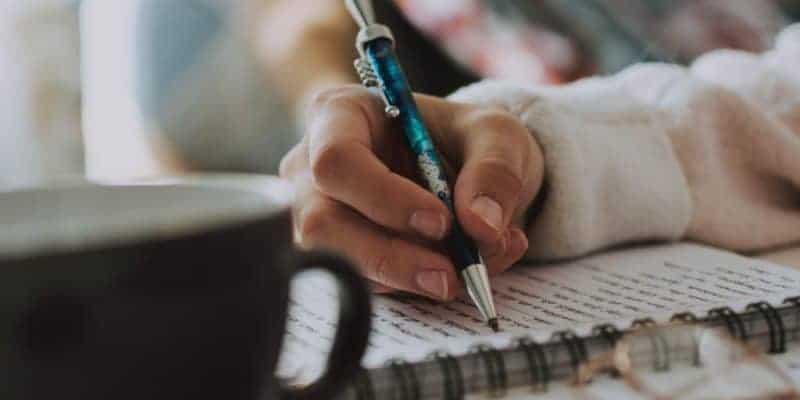 clairvoyance journaling