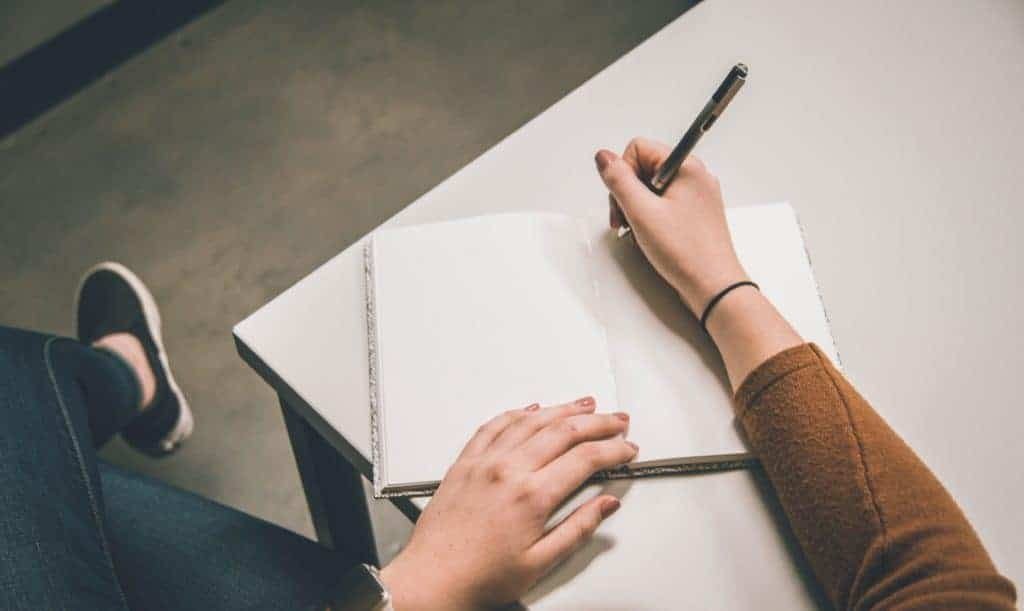 writing to improve claircognizance abilities
