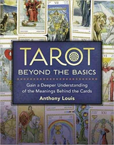 proffesional tarot reading book