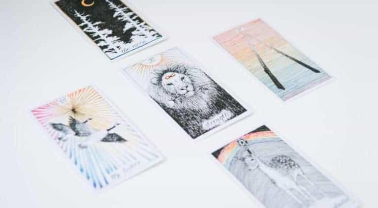 The Major Tarot Card Spreads - A Little Spark of Joy