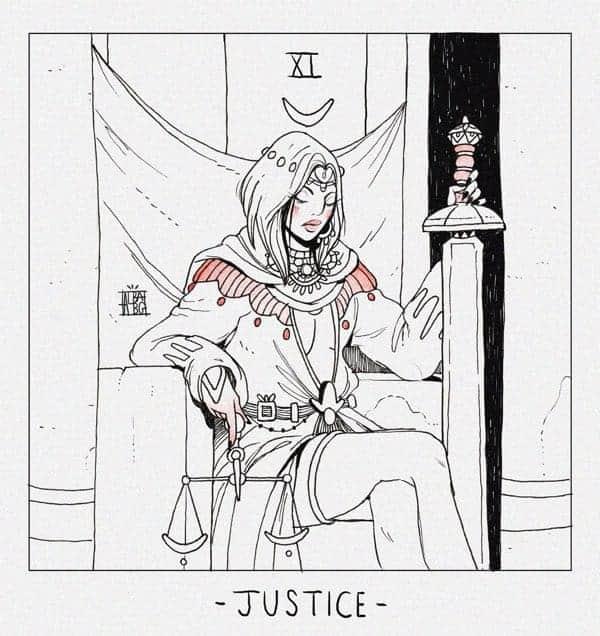 justice love reversed