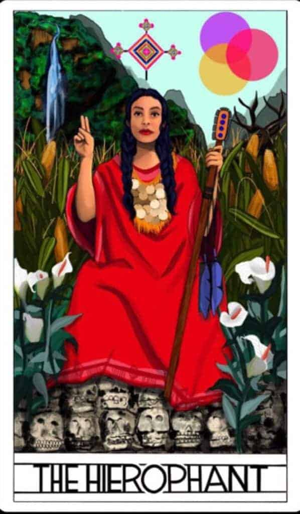The Hierophant Tarot Meaning: Love, Health, Money & More