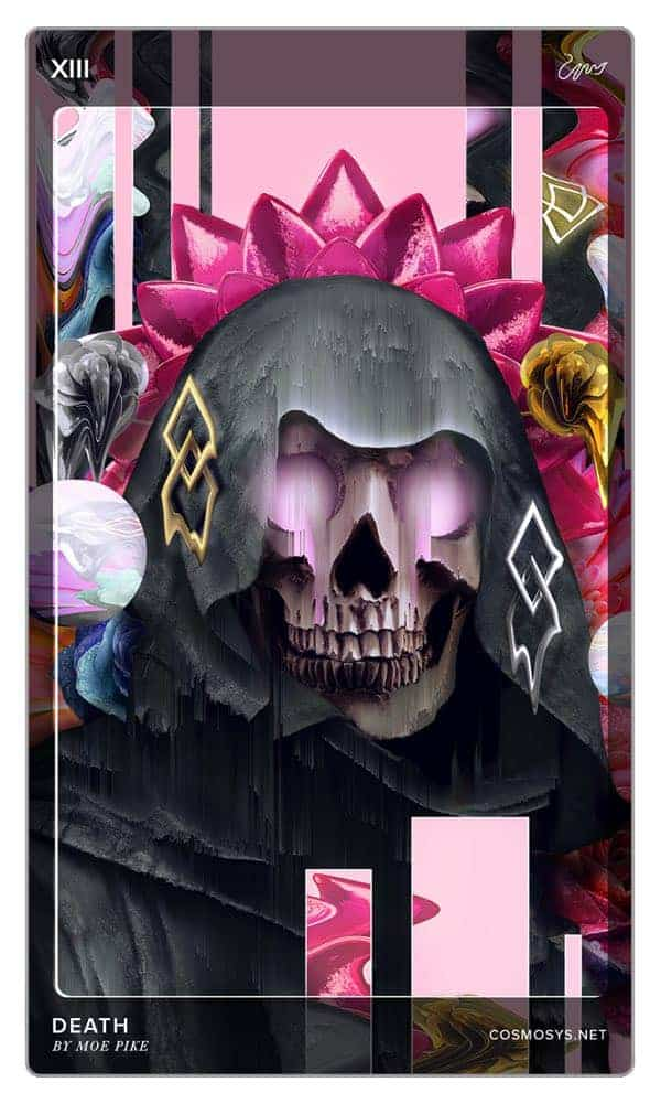death tarot yes or no