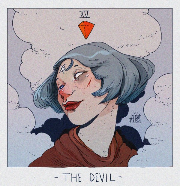 devil tarot love