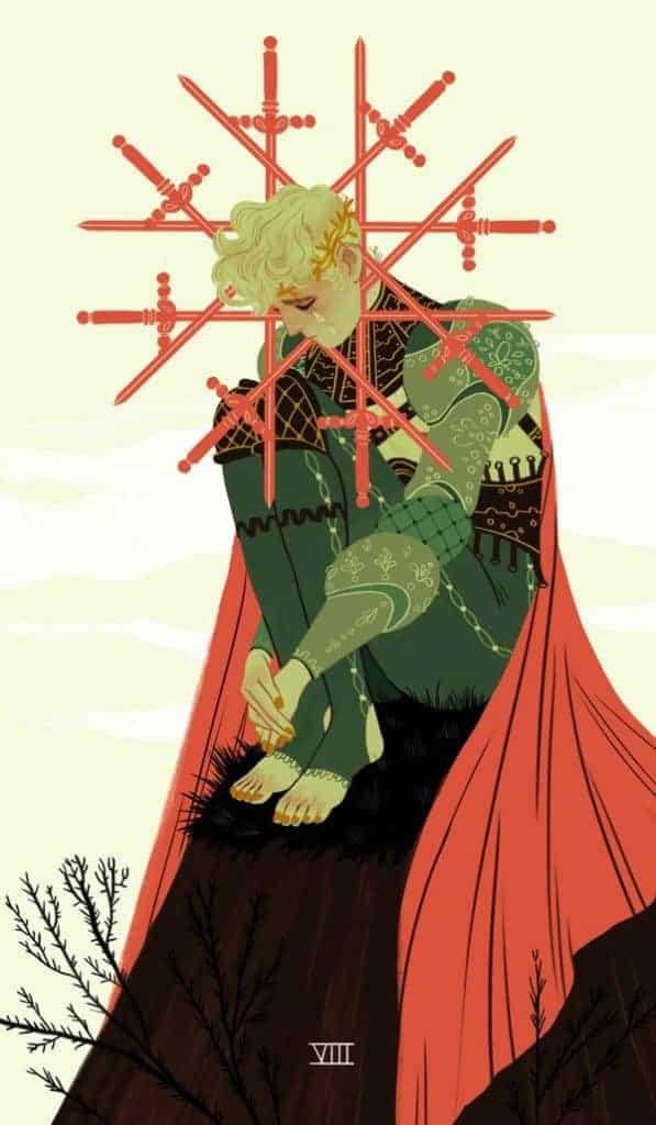 eight swords love