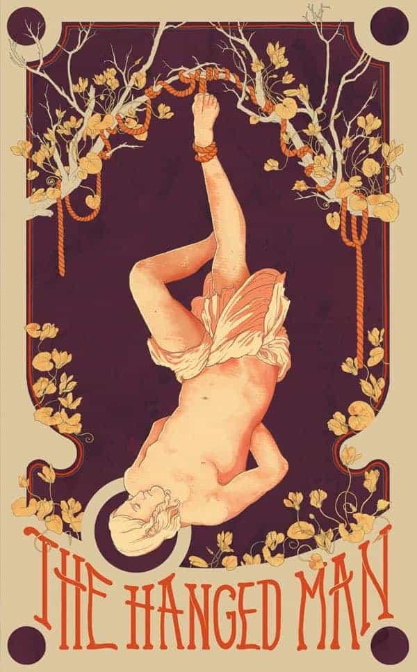 hanged man tarot love