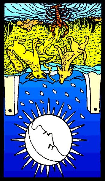 moon tarot reversed