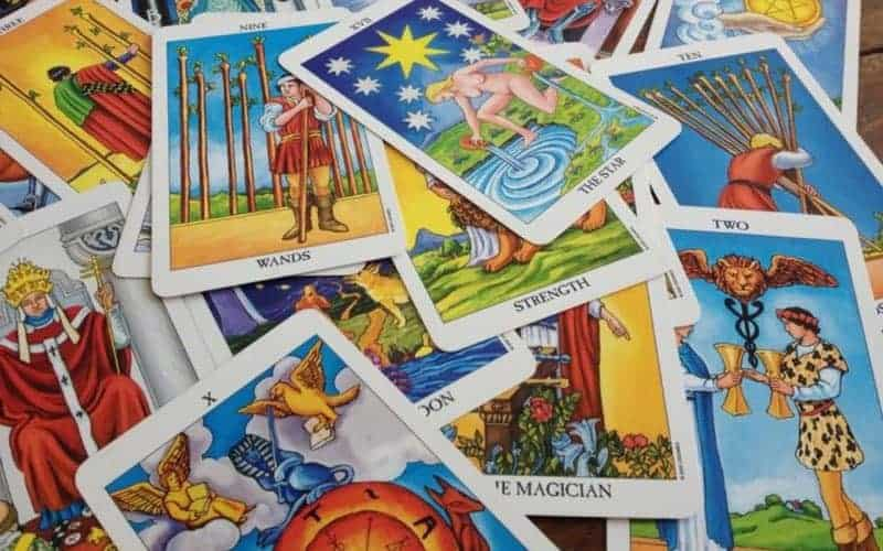 tarot card decks meanings