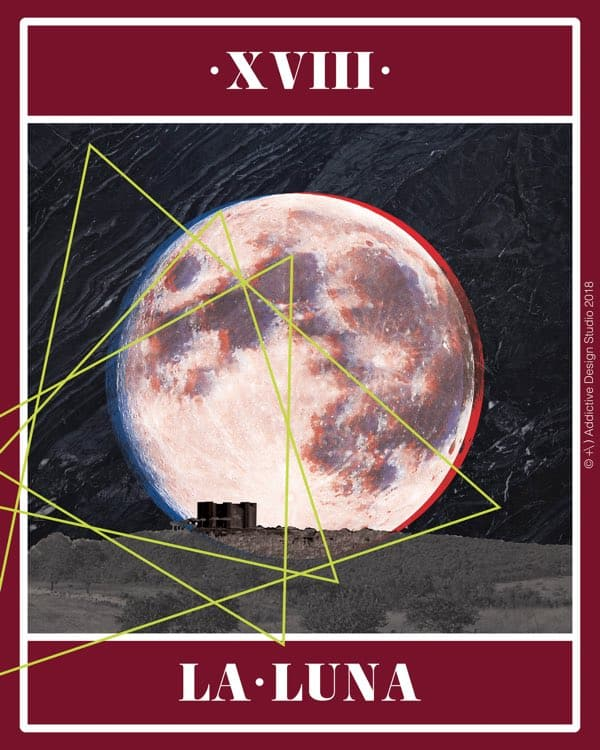 the moon tarot deck