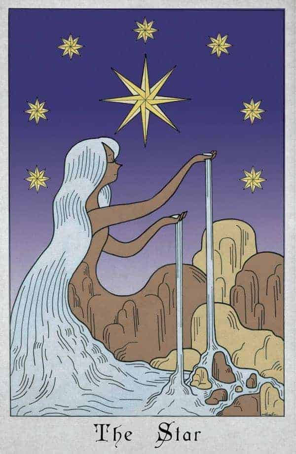 the star tarot feelings