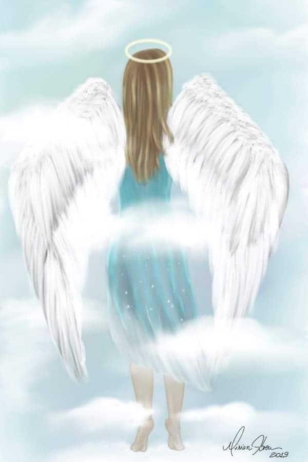 angel cards career