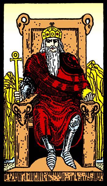 emperor tarot meaning