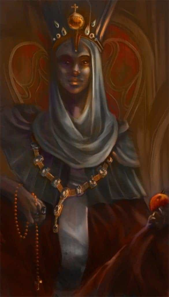 empress tarot meaning