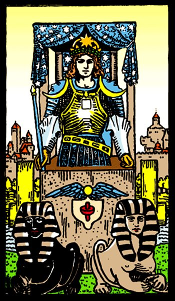 the chariot tarot card meanings