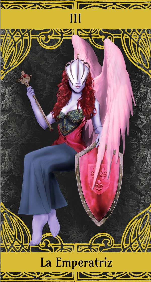 the empress as a person
