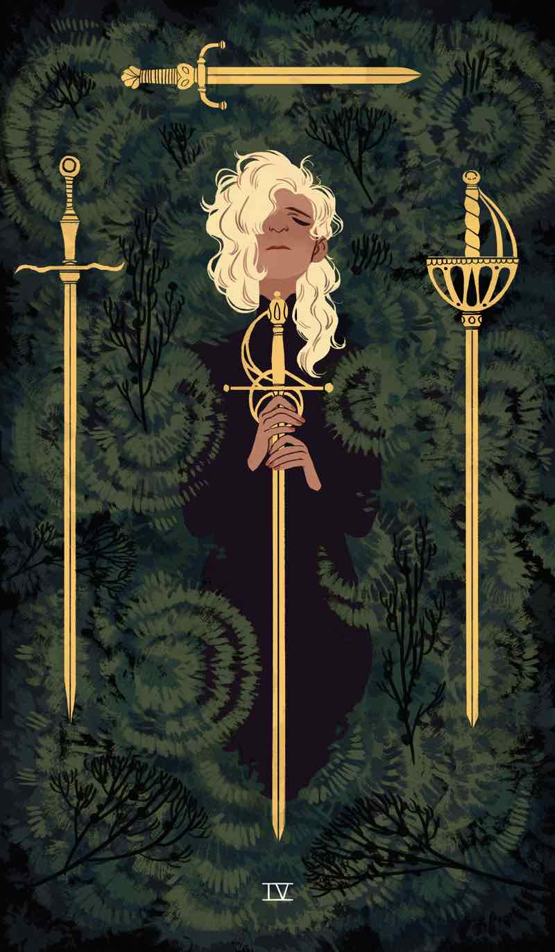 four of swords yes or no