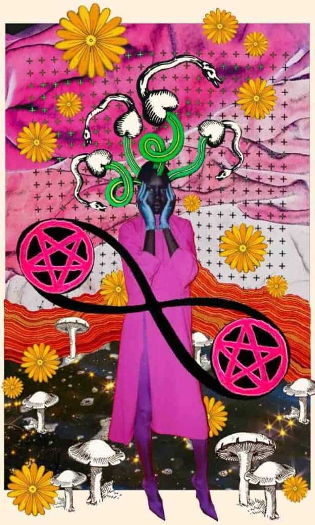 two of pentacles yes or no