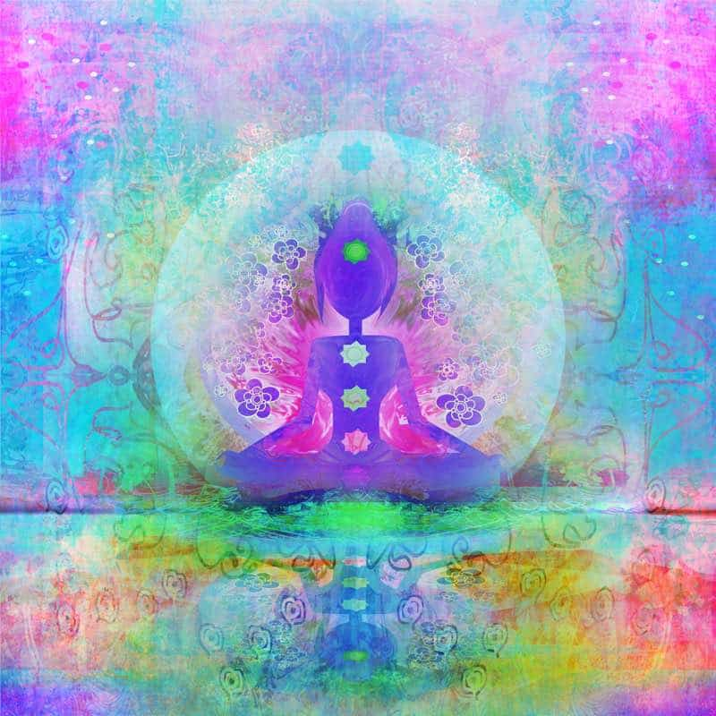 blocked chakras