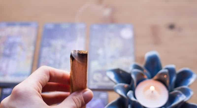 palo santo wood use