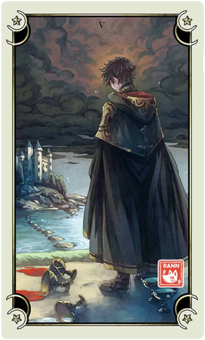 five of cups future