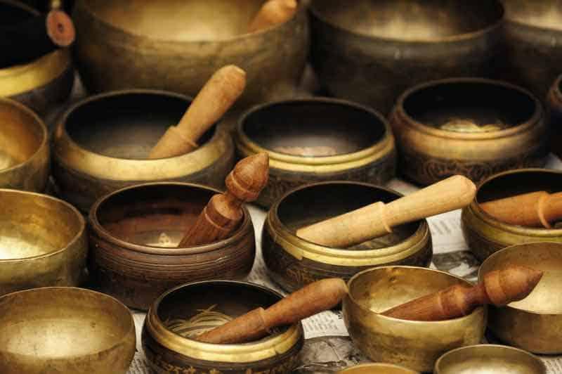 sound healing bowl