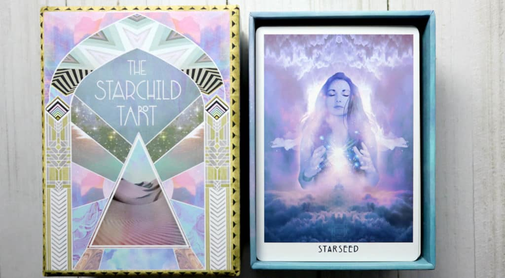 starchild tarot akashic deck