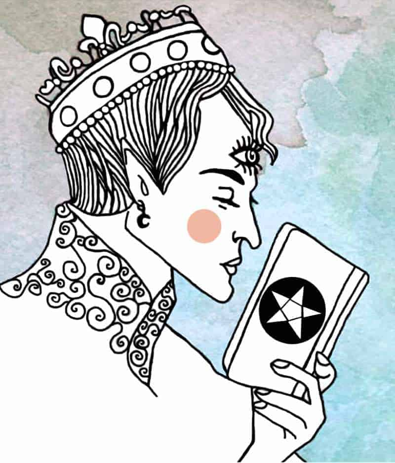 king of pentacles meaning