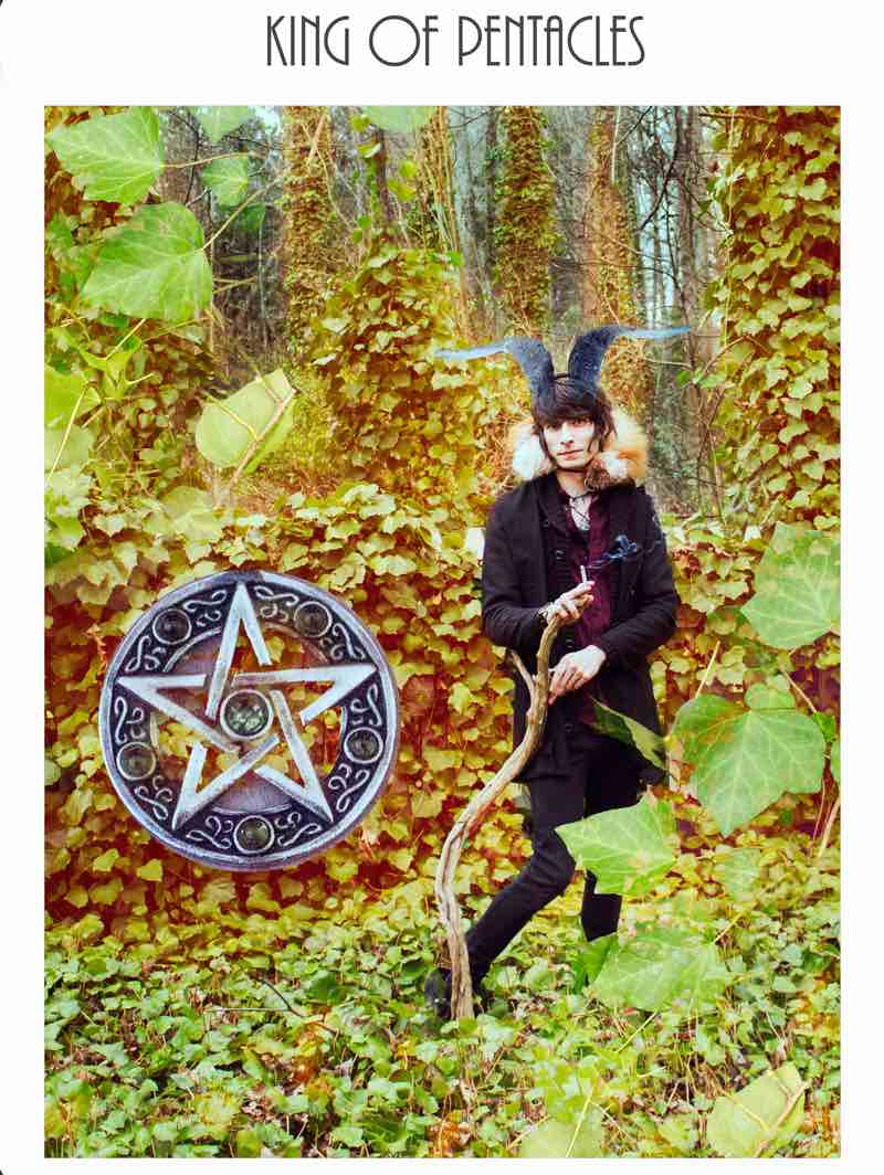 king of pentacles yes or no