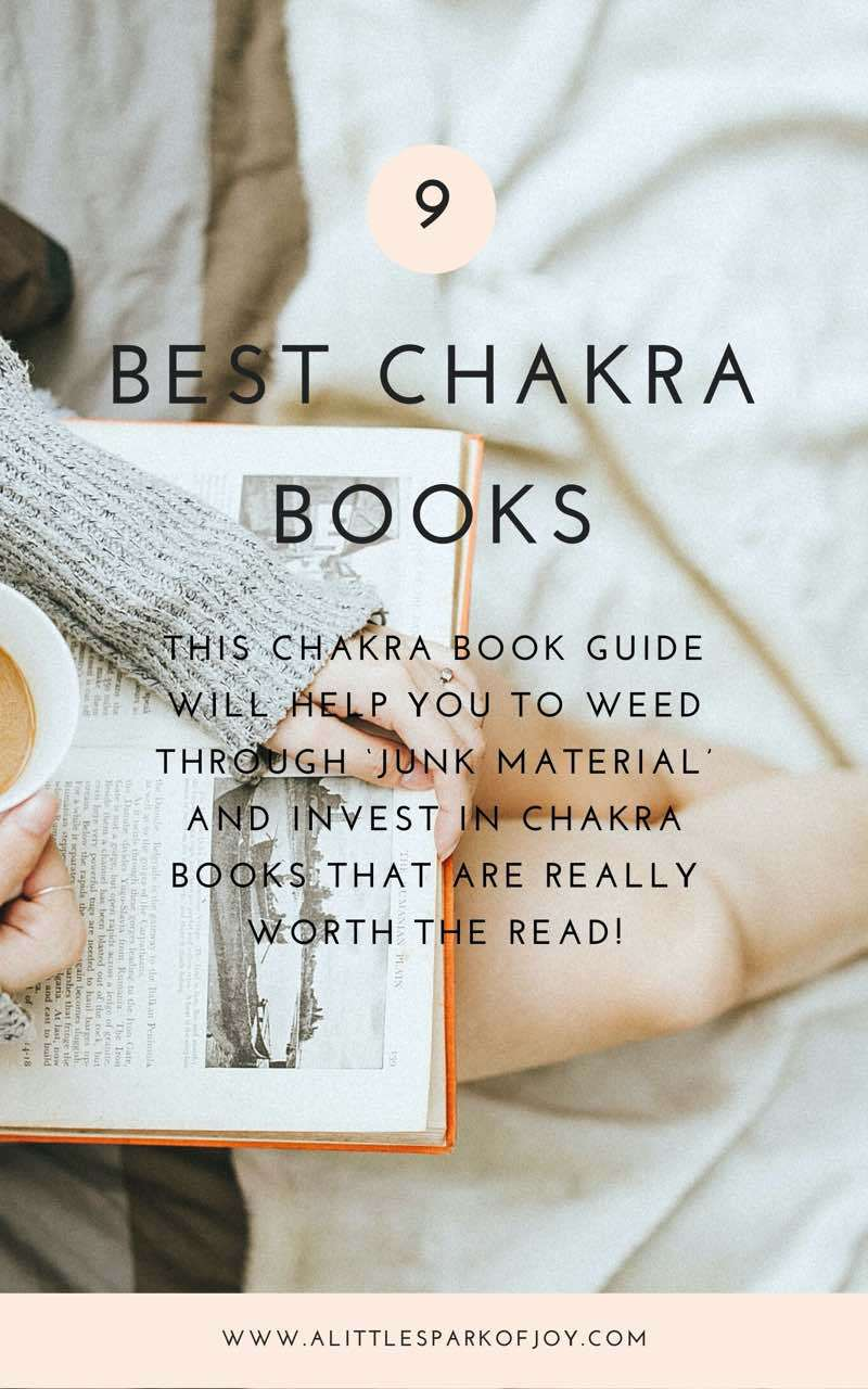best chakra books guide
