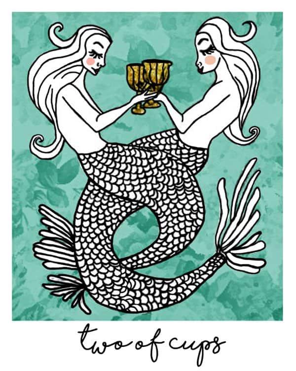 love tarot meaning