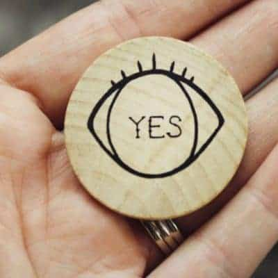 yes or no tarot guide