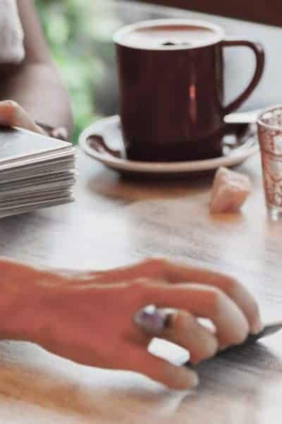 how to cleanse tarot cards guide