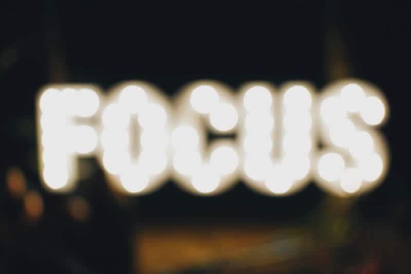 karma law of focus
