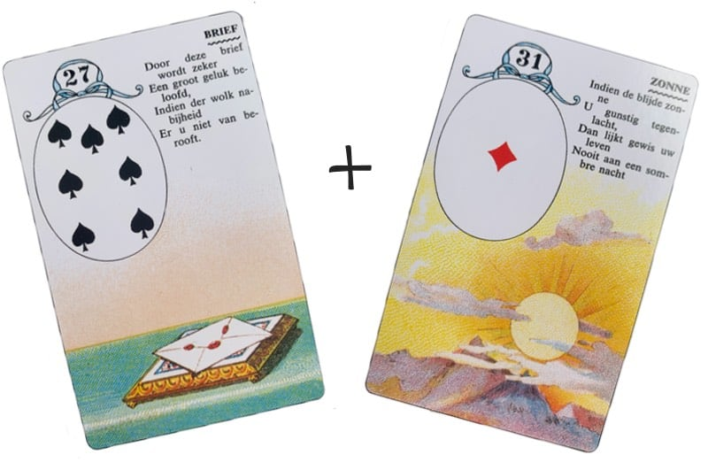 lenormand cards meanings