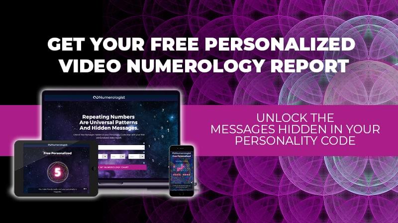 numerology tarot free reading
