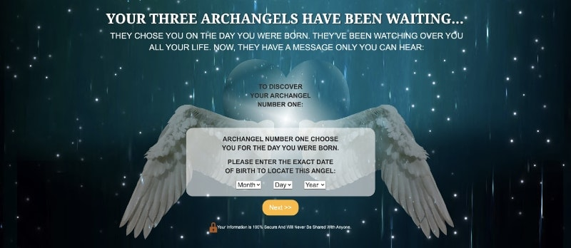 find your archangels tool
