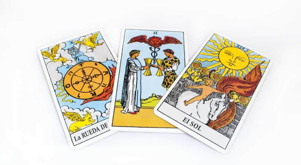 three card tarot spread