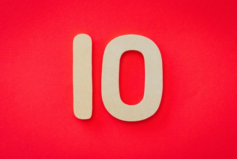 number 1010 meaning