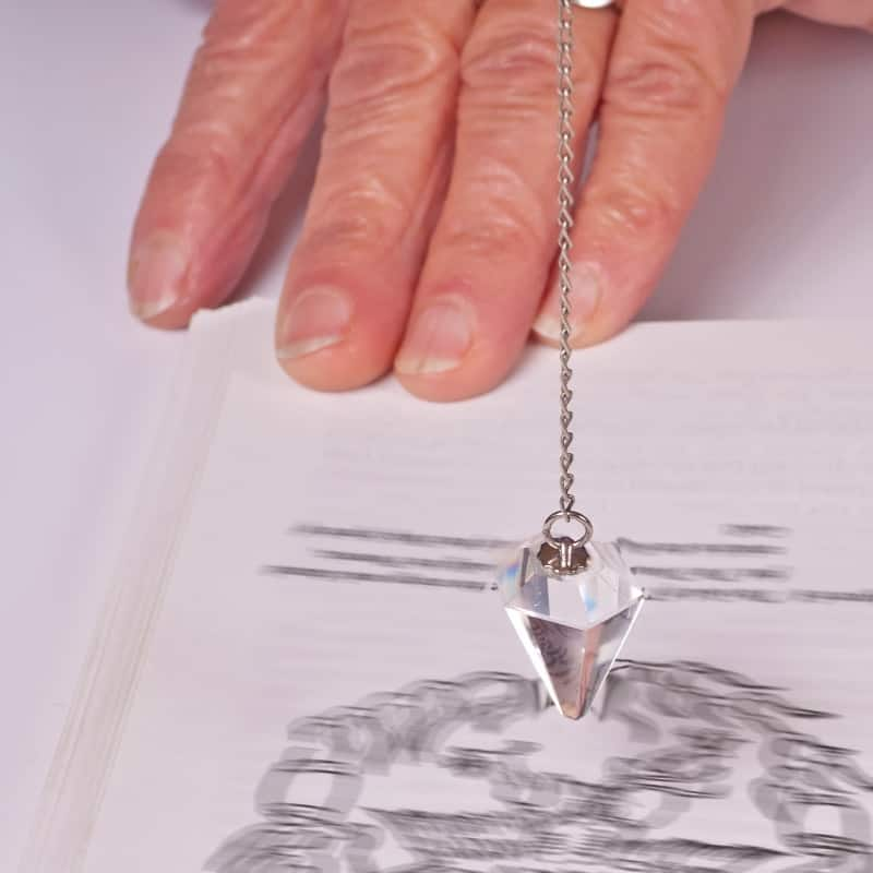 crystal pendulum for personal use