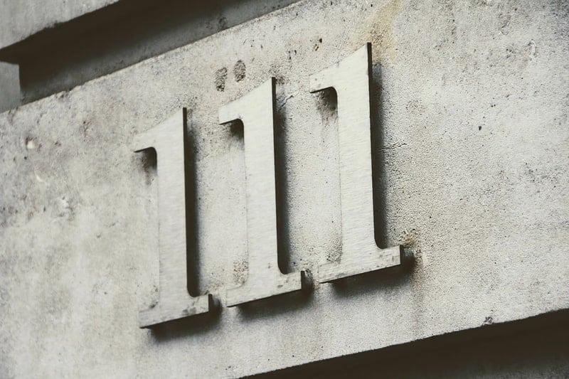 Seeing Angel Number 111