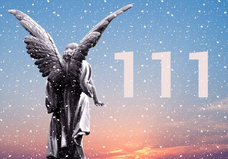angel number 111 and archangel uriel