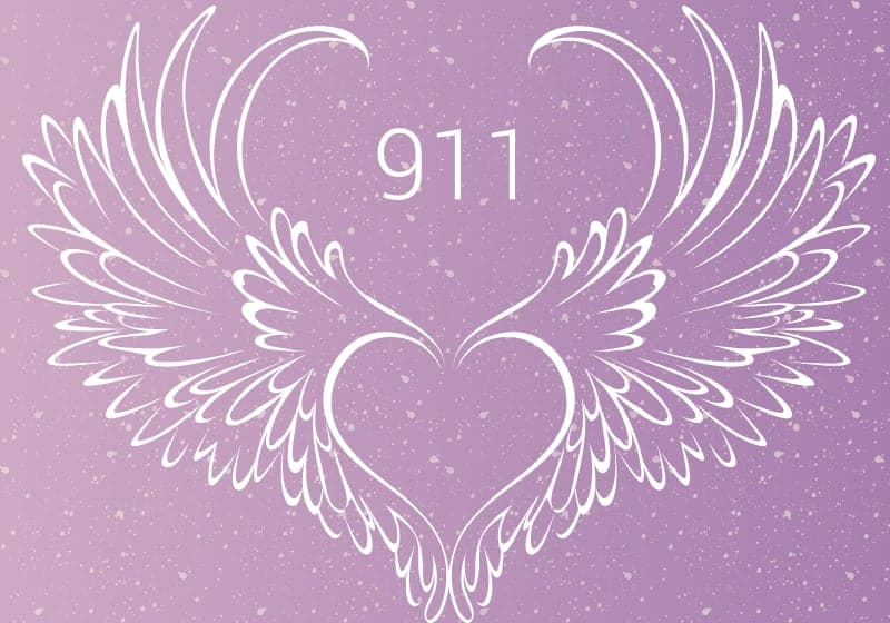 angel number 911 telling you to follow your heart