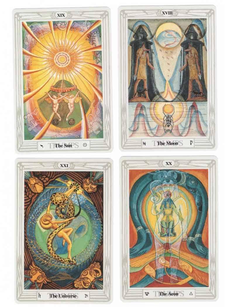 digital tarot cards