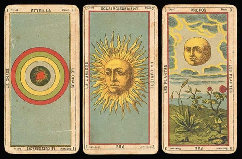 printable tarot cards major arcana