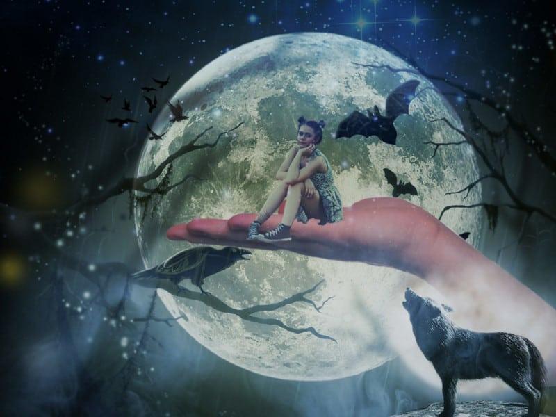 moon reading january