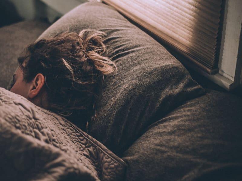 sleeping in lucid dream